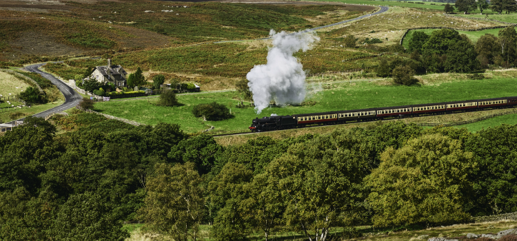 Yorkshire Moors - Yorkshire Travel Guide