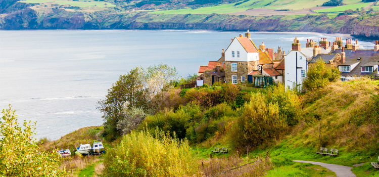Robin Hood's Bay - Yorkshire Travel Guide