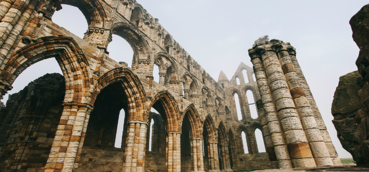 Whitby Abbey - Things to do in Yorkshire