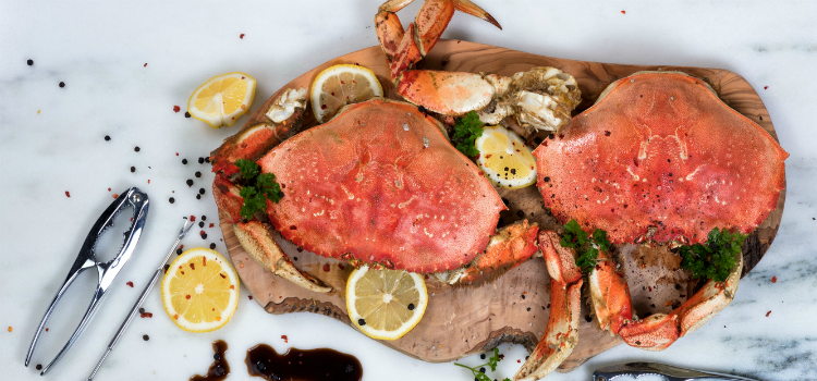 crab - yorkshire food