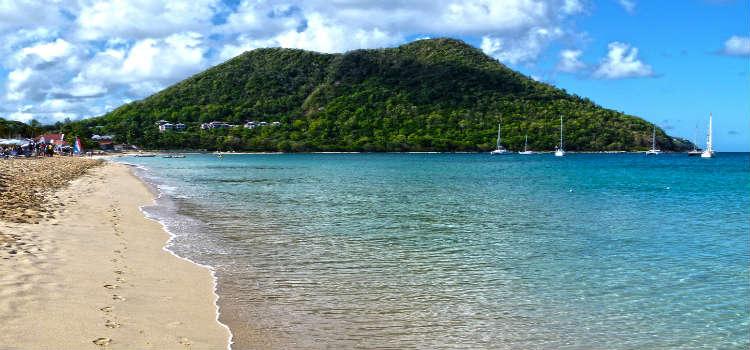 Reduit Beach St Lucia