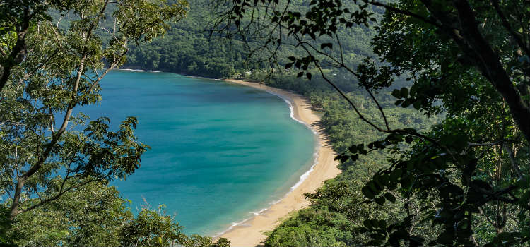 Grand Anse best beaches in St Lucia