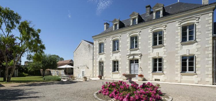Chateau de Grazay - Loire Valley