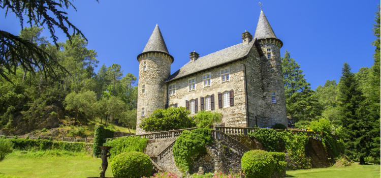 Chateau Chamborigaud - Languedoc