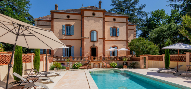 Chateau Gaillac, Midi Pyrenees, Oliver's Travels