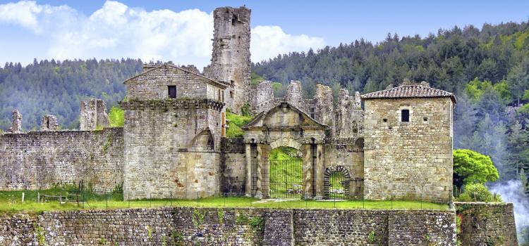 Chateau de Baloigne, Rhone-Alpes, Oliver's Travels