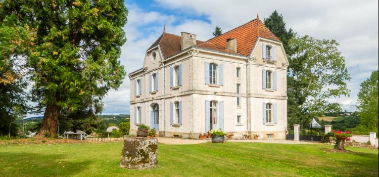 Chateau de Cheine - Dordogne