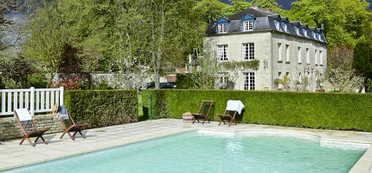 Chateau de Garmeaux, Picardy, Oliver's Travels