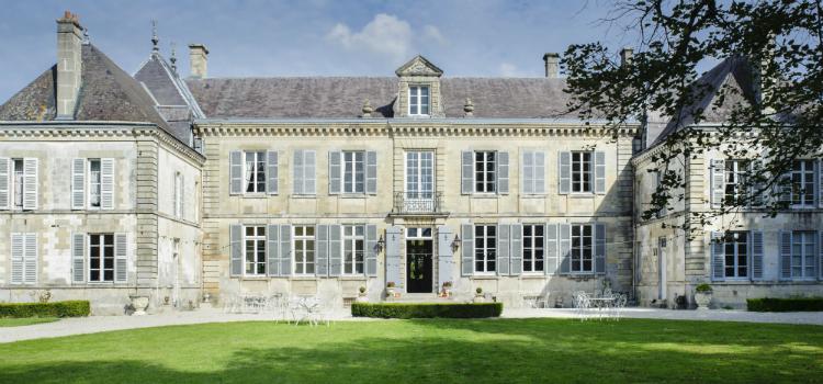 Chateau de Jaques, Champagne, Oliver's Travels