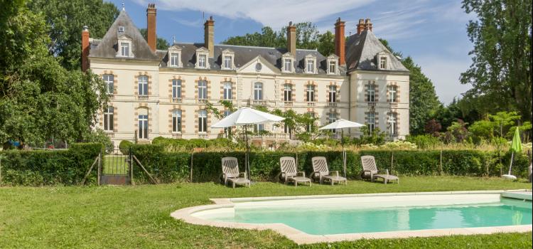 Chateau des Bijoux, Burgundy