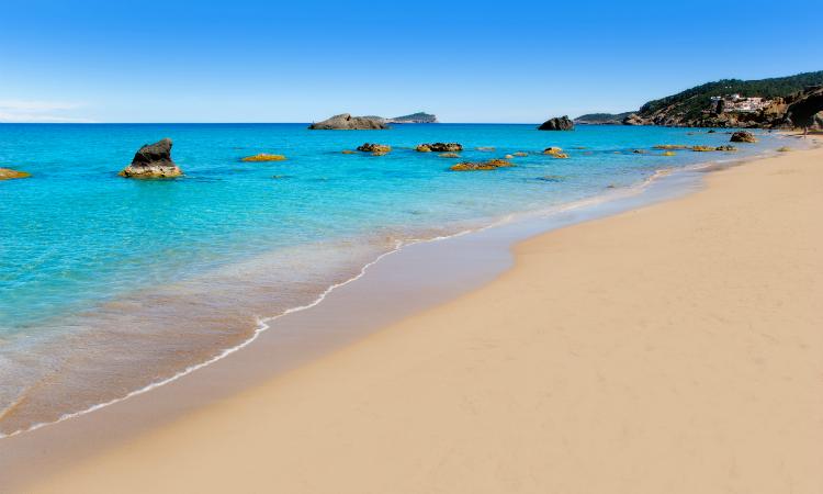 Aguas Blancas Ibiza Beach Bucket List