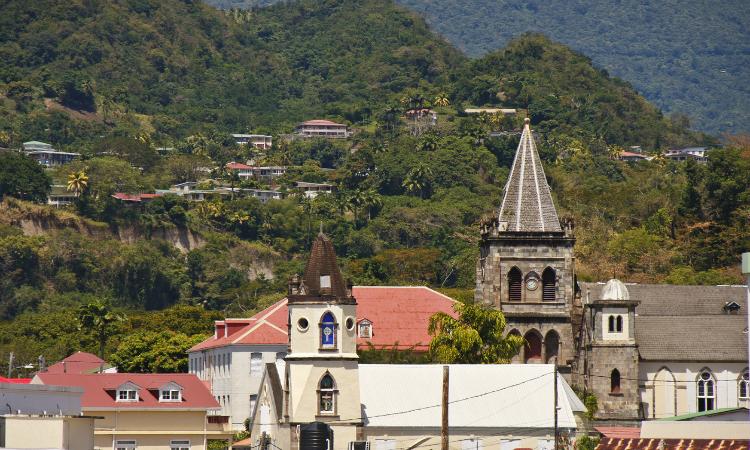 Bridgetown Views Barbados