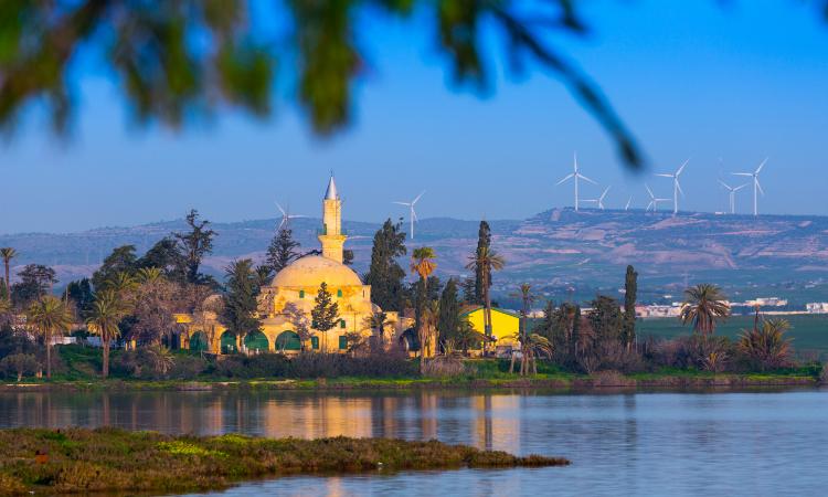 Hala Sultan Tekke temple cyprus