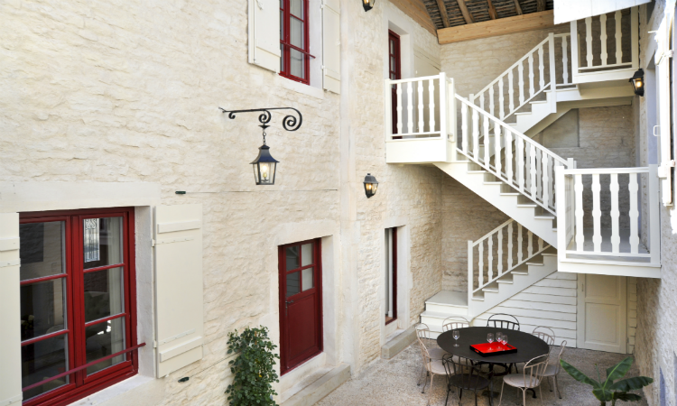 Les Grands Crus Burgundy Eco Friendly Villas