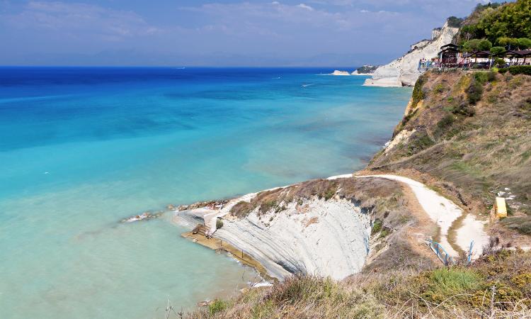 Loggas Beach Corfu Beach Bucket List