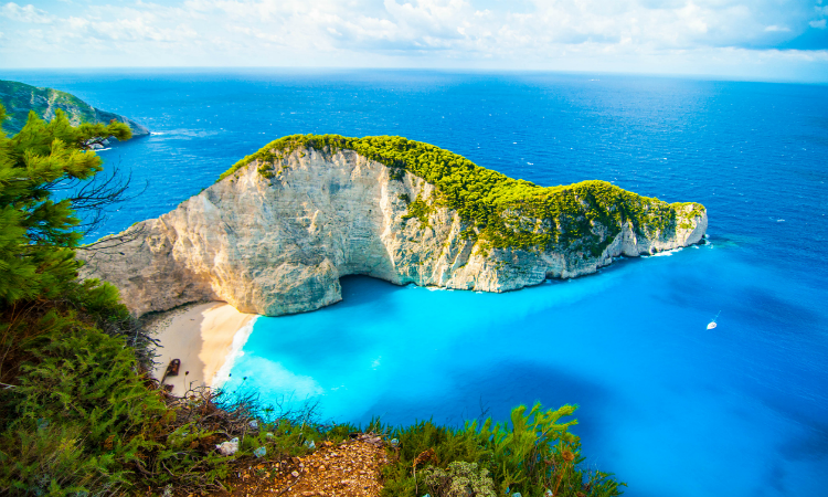 Navaggio Beach (aka Shipwreck Beach) Zakynthos Beach Bucket List