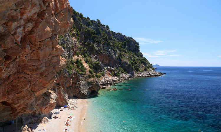 Pasjaca – Dubrovnik Beach Bucket List