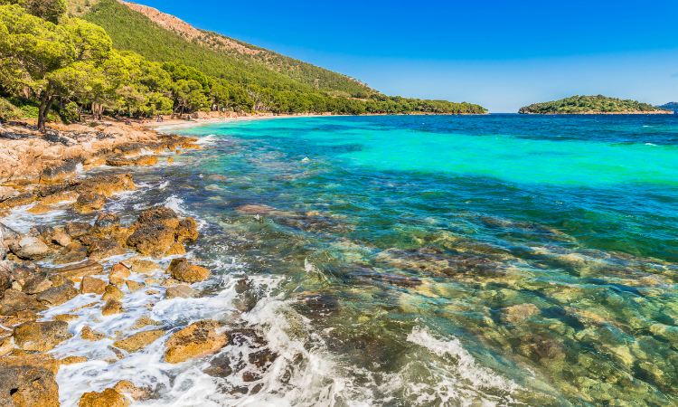 Platja De Formentor Mallorca Beach Bucket List
