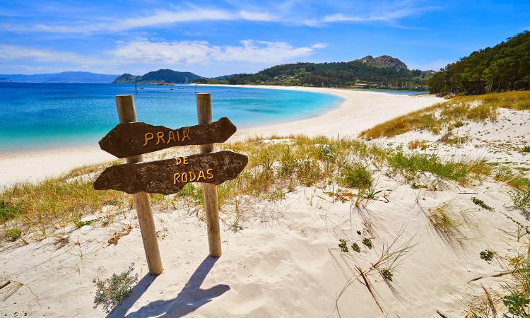 Playa de Rodas GaliciaBeach Bucket List