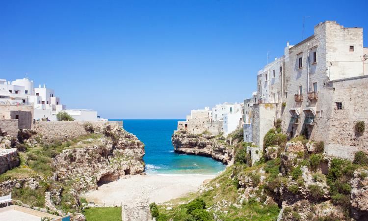 Polignano a Mare – Bari Beach Bucket List