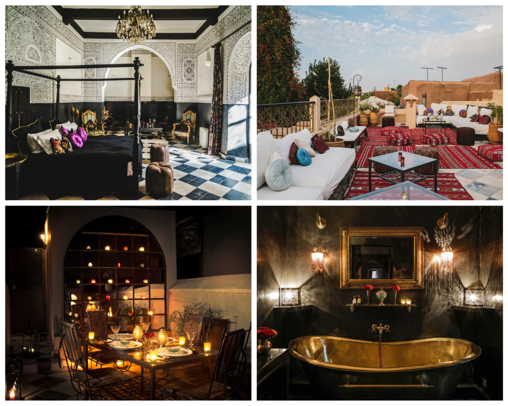 Royal Suite, Marrakech