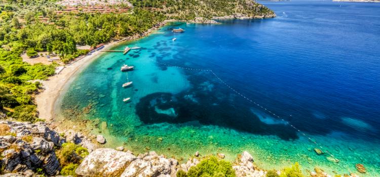 Turunc Bay in Marmaris
