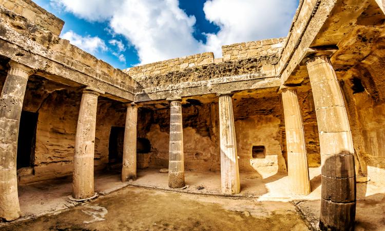 Tombs of the Kings Cyprus