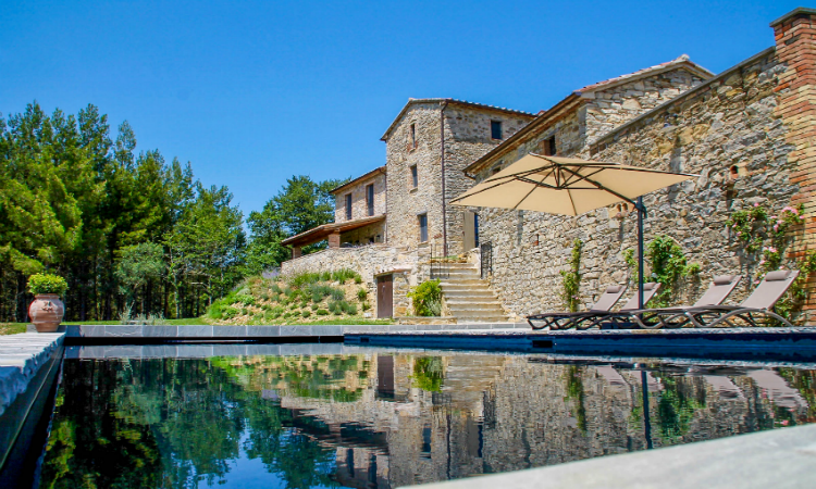 Villa Nebbiosa Umbria Eco Friendly Villas