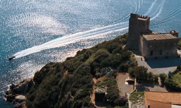 Talamon Tower in Quantum of Solace