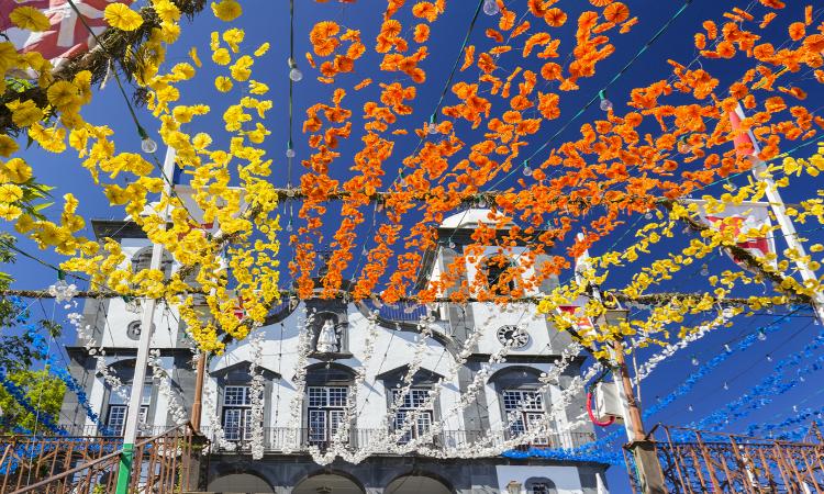Madeira Carnival