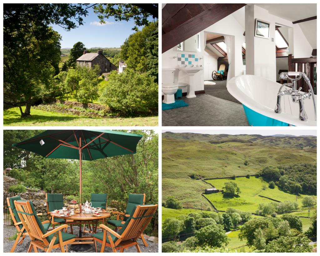 Digital Detox Villas - Coniston Farmhouse