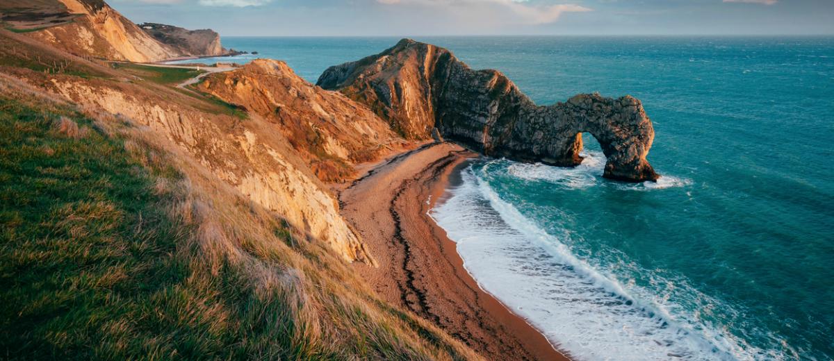 South West Coast Path - Durdle Door
