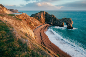 South West Coast Path - Durdle Door