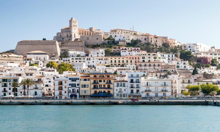 Family Vacation Ideas with Teenagers - Eivissa - the capital of Ibiza