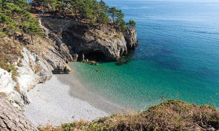 Brittany Beaches - Ile Vierge