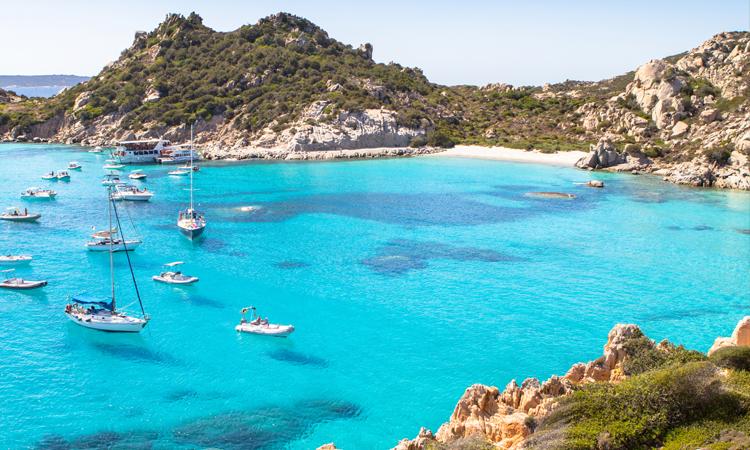 Isola Maddelena, Sardinia
