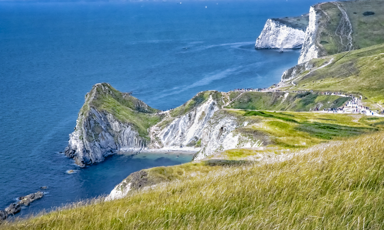 South West Coastal Path - Jurassic Coast