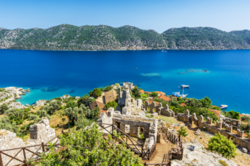 Akyaka and Dalyan Travel Guide