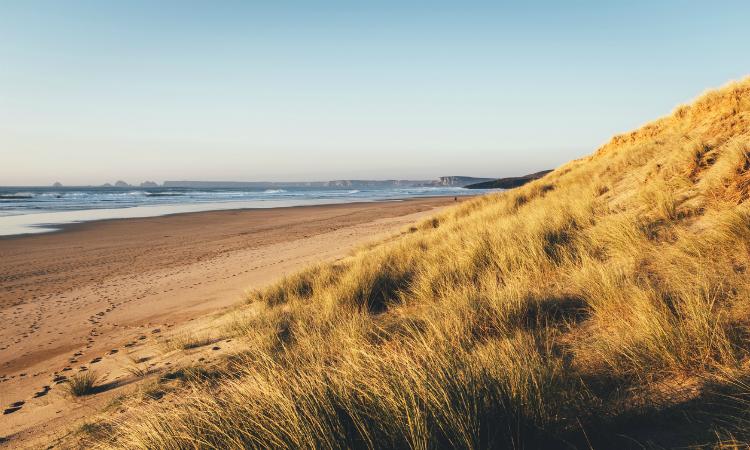 La Palue Brittany Beaches