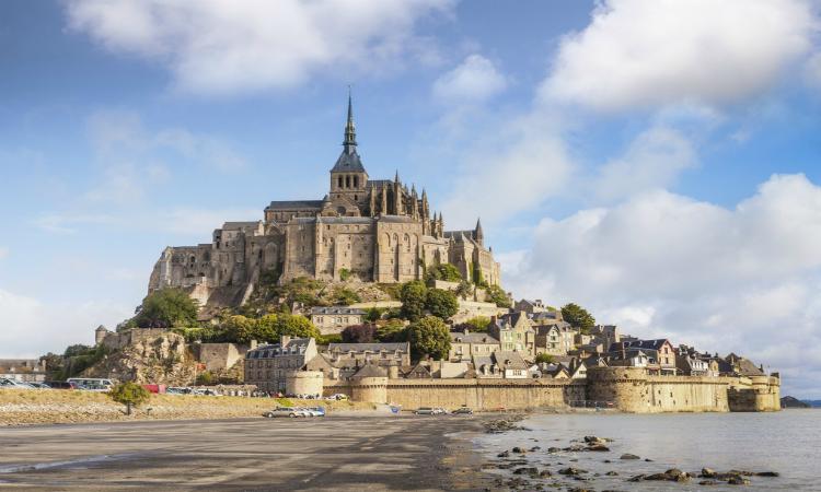 Unique Vacation Ideas - Mont St-Michel