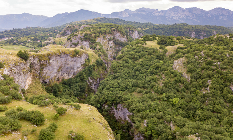 What to do in 1 week in Montenegro - Canyoning