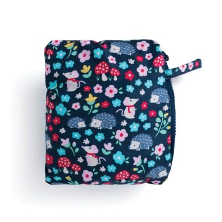 Sustainable items: Packaway rain jacket