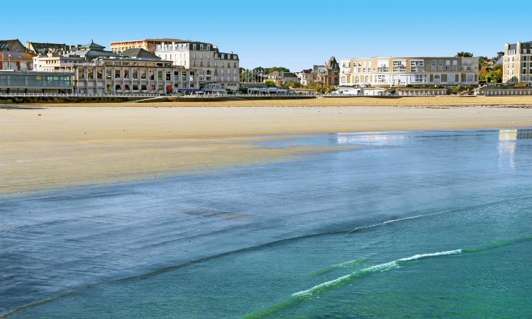 Brittany Beaches - Plage de l'Écluse Dinard