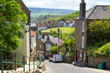 North East Coast Path - Robin Hood's Bay