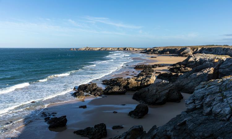 Brittany Beaches -Saint-Pierre-Quiberon