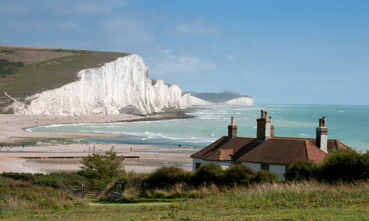 White Cliffs of Dover - South East Coastal Path