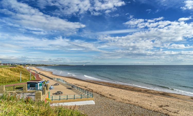Whitley Bay - North East Coast Path