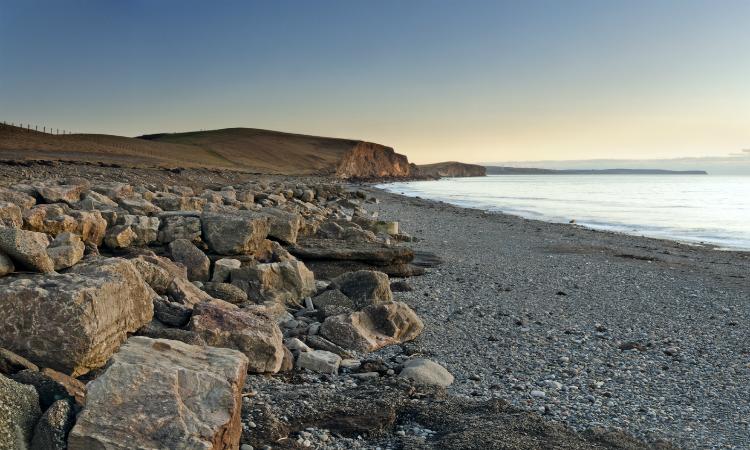 north west coast path - workington