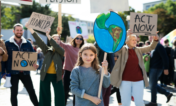 how to tackle climate change - earth day