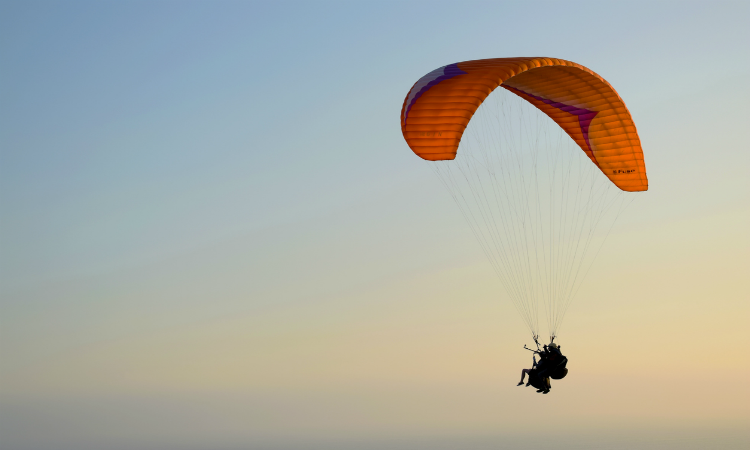 What to do in 1 week in Montenegro - paragliding